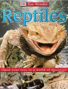 Explore a kingdom where the real dragons roam. Reptiles on wegivebooks.org