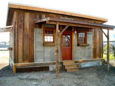 Small cabin idea
