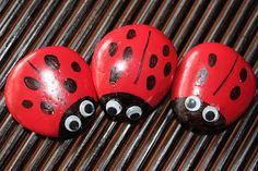 Activities for Eric Carle's The Very Hungry Caterpillar and The Grouchy Ladybug
