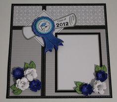 Gorgeous graduation layout!!