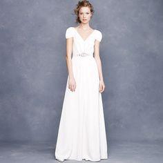 JCrew Vivienne Wedding Gown