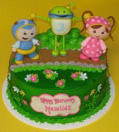 Team Umizoomi! Grady loves this show.. birthday idea?!?!