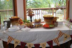 table displays, tabl display, birthday parties, pooh birthday, 1st bday, winnie the pooh, food tabl, img1574, picnic