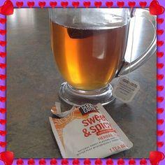 @emrozzi This tea is so good!