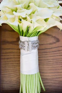 Calla Lilies  - like the wrap