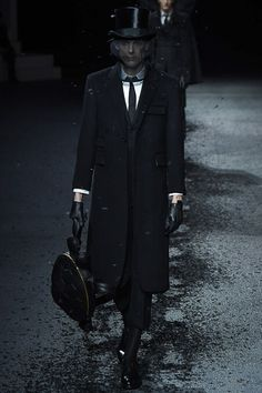 Thom Browne, Look #4