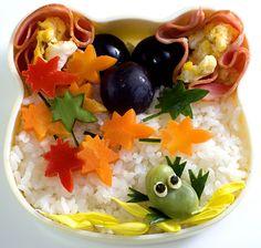 "Organizador: ""Dibujar el almuerzo divertido"" de Mari Miyazawa!"