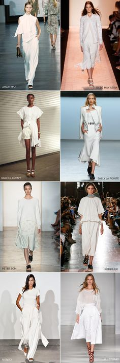 Spring 2015: White Out