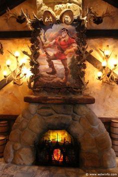 Gaston's Tavern in Belle's Village