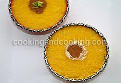 Sholeh Zard, Saffron Rice Pudding