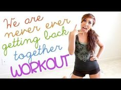 POP Pilates: Never Ever Getting Back Together Workout