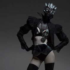 ... avant gard, costum, di renzo, queen, masks, patrizio di, dark fashion, editorial photography, fashion photography
