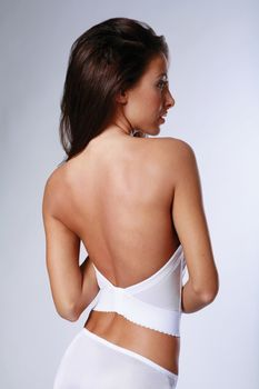 Good for my low-back dress if you go with a low back. Backless Bra Wedding, Backless Wedding Lingerie, Future Wardrobes, Lowback Wedding Dresses, Bra For Backless Dresses, Bras For Backless Dresses, Dresses Bra, Low Back Bra, Lowback Dresses