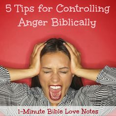 These 5 tips can help you deal with anger, whether you lose your temper often or only occasionally.