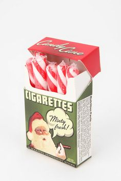 Urban Outfitters - Candy Cane Cigarettes
