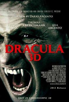 Dario Argento se suicida profesionalmente. El trailer de Dracula 3D da vergüenza ajena. #Dracula3D