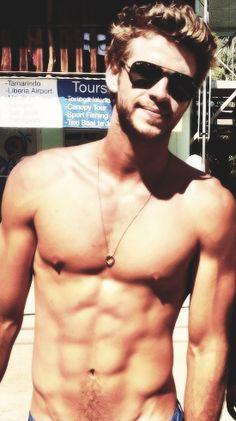 Liam. Holy moly the good gods of hot men