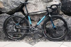 """A first; The Storck """"This Is Xross"""" 'cross bike"""