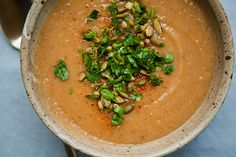 Smoky Root Vegetable Soup