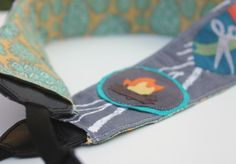 Camp camera strap tutorial, Oh My Handmade Goodness