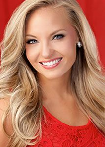 Miss Colorado 2012 Hannah Porter. Education: Arapahoe High School, University of Northern Colorado. Platform Issue: Kiwanis International. Scholastic Ambition: To obtain my MBA. Talent: Tap Dance. Full Bio: http://ow.ly/eqPqt