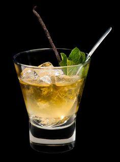 Bridgetown Breeze [40ml Mount Gay, 20ml Sugar syrup, dash of Orange ...