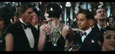 The Great Gatsby... holiday party?!