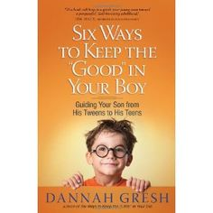 Reading Right now- downloaded the ebook at Chapters.ca.  On parenting your boy from tweens to teens.  OY!