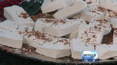 Daybreak recipe: Homemade Marshmallows