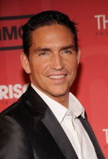 "Jim Caviezel as John Reese in ""Person of Intrest"""