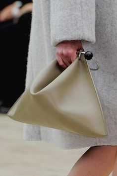 Céline Pyramide Bag.