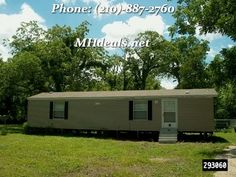 $27900 This 2013 2 bed 2 bath Fleetwood singlewide will provide a secure home for you with a wind zone II structure. Built at 16 X 48 or 768 square feet. All electric and with vinyl siding, this home has a low cost to it. Though quite cozy this home provides all you need, with a large standing shower, beautiful wood trim all through the house and more.  (210)-887-2760  http://mhdeals.net/gallery/singlewide-trailers/2013-Fleetwood-Seguin-TX  LIC 36155