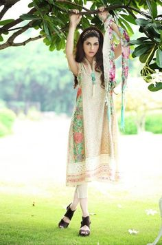 Latest Eid Summer Collection By Farida Hasan ~ Queen Of Heaven...