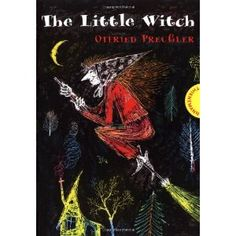 One of the books I keep turning back to. It's a story about a witch who wants to be part of her covent. The problem is, the other witches think she is a bad witch, and so she tries to be a good one. each chapter, the little witch goes out to find a way to prove how good a witch she is.    it is a beautiful story, a must read.