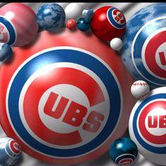 Chicago Cubs decor....