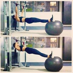 fit inspir, pull up, exercis, stability, stabil ball, daily motivation, challeng, health, workout