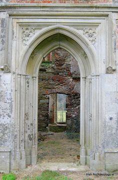 Wilton castle, Wexford