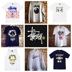 Stussy has landed at JunQi and it's already flying off the shelves!  Available online - http://junqionline.com/index.php/brands-1/stussy.html