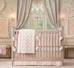 Love The Soft Colors. Baby Girl Nursery