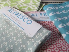 erin flett: New Work // Erin Flett for Alfresco Fabrics
