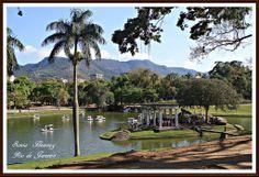 Lago da Quinta da Bo