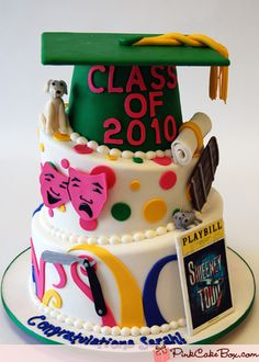 Graduation Cake – Class of 2010