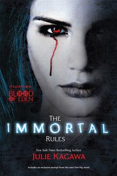 Win a finished copy of The Immortal Rules by Julie Kagawa!