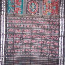 Latest designed handloom handwoven saris for Durga Puja.