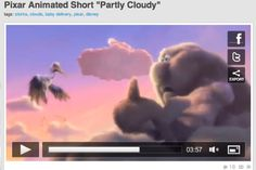 """Hanna B. gradestudentSLP: ANAMAzing Ideas for Therapy!  How to use Pixar animated """"shorts"""" in therapy as a treatment tool. Pinned by SOS Inc. Resources. Follow all our boards at pinterest.com/sostherapy for therapy resources."""
