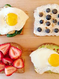 Start Tomorrow Right With 4 Energy-Filled Breakfast Ideas #Refinery29