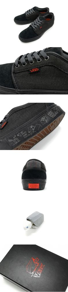 "Neil Blender x Vans Syndicate ""S"" Pack: Chukka Low WC & Authentic Pro - EU Kicks: Sneaker Magazine"