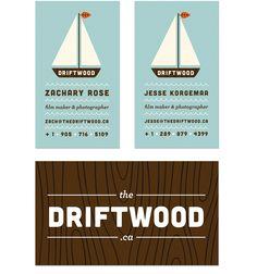 DRIFTWOOD - Design & Illustration By Alexander William Thorburn Westgate