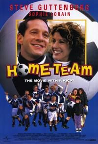 """Steve Guttenberg is well known for his success with movie franchises, and maybe that's why he decided to star in a second soccer movie (made for TV). He also has done charity work for foster children, and in this family film, such kids help him find redemption. The story is pretty much """"Mighty Duck"""" on a soccer pitch."""
