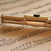 the best music is played with flute